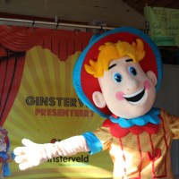 Giel animatie Camping Ginsterveld theater 2
